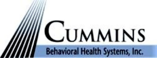 Cummins Behavioral Health System, Inc. Logo