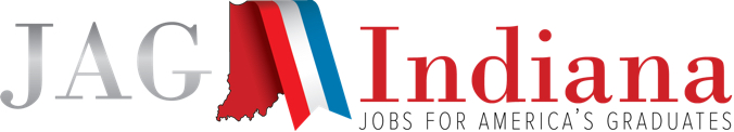 Indiana Jobs for American's Graduates Logo