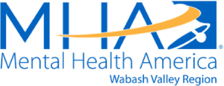 Mental Health America Wabash Valley Region Logo